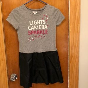Children's place short sleeve dress